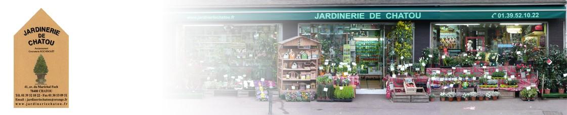 Jardinerie de Chatou